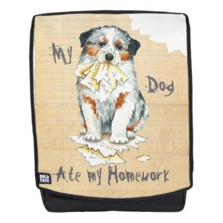 Mein Australier aß meine Hausaufgaben Rucksack