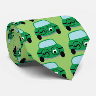 Mein Auto ist intelligent Individuelle Krawatte