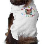 Mein Baby-Bruder - kundengebundenes Foto Hunde Shirt