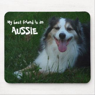 Mein bester Freund ist ein Australier! Mauspad