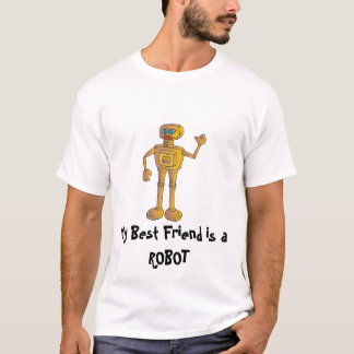 Mein bester Freund ist ein ROBOTER T-Shirt