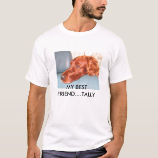 MEIN BESTER FREUND….TALLY T-Shirt