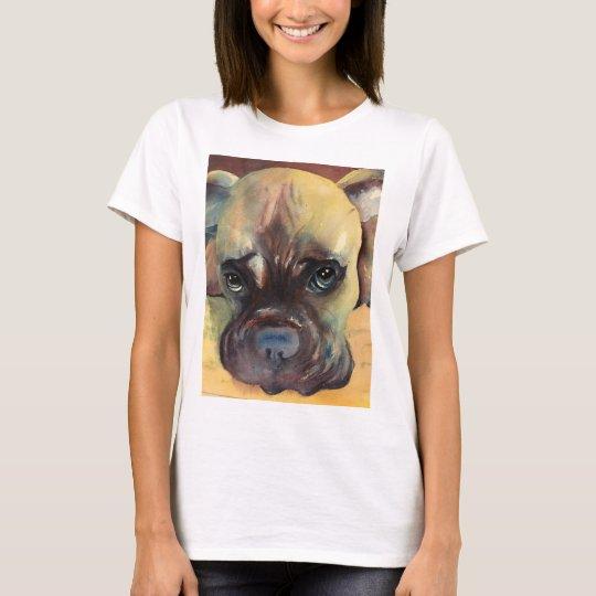 Mein Boxer T-Shirt