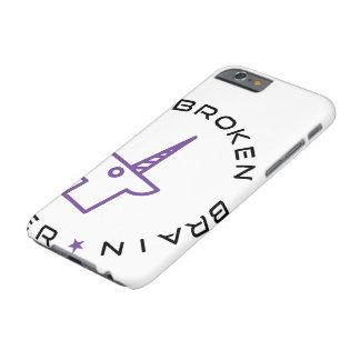 Mein defekter Gehirn-Telefon-Kasten Barely There iPhone 6 Hülle
