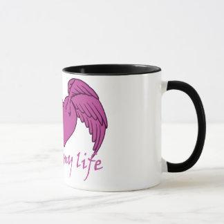 Mein Engel Tasse