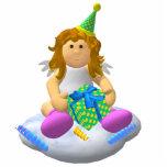 Mein Engelchen: Alles Gute zum Geburtstag Foto Figuren