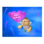 Mein Engelchen: Geburtstags-Engel 2 Postkarten