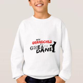 Mein Enkelkind ist eine Deutsche Dogge! Sweatshirt