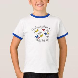 Mein ernsthaft aufgewachsener schrullige T-Shirt