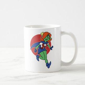 Mein Fave Marsmensch Kaffeetasse