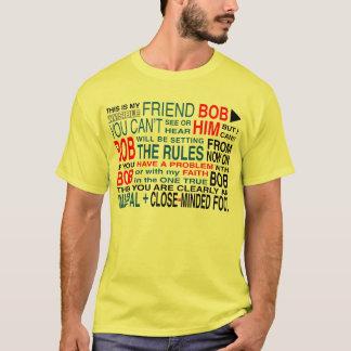 Mein Freund-Bob T-Shirt