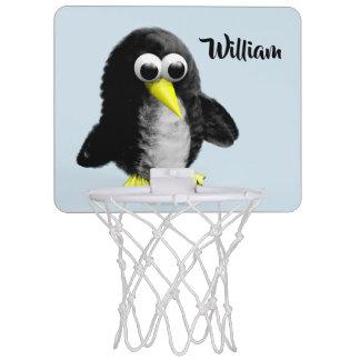 Mein Freund der Pinguin Mini Basketball Netz