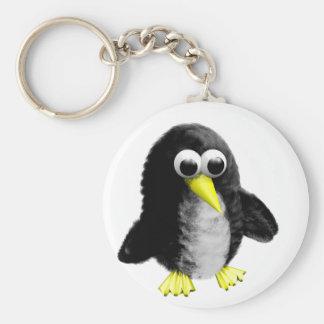 Mein Freund der Pinguin Schlüsselanhänger