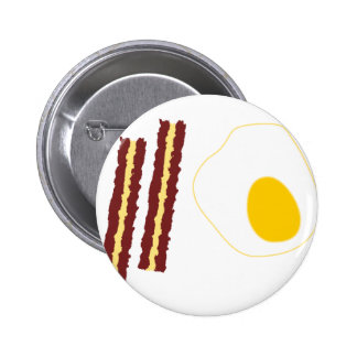 Mein Frühstück Anstecknadel