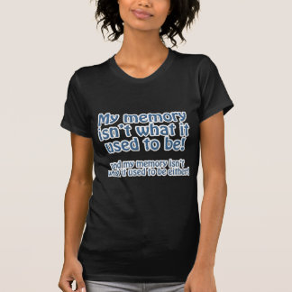 Mein Gedächtnis T-Shirt