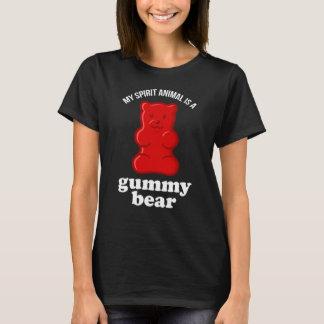 Mein Geist-Tier ist ein gummiartiger lustiger Bär T-Shirt