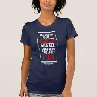 Mein geliebtes man erhielt Shirt des Krebs-(weiße