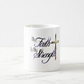 Mein Glaube Kaffeetasse