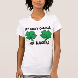 Mein glücklicher Charme ist der T - Shirt der