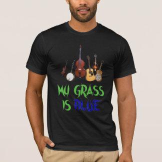 MEIN GRAS IST BLUE-T-SHIRT T-Shirt
