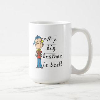 Mein großer Bruder ist beste T-Shirts und Tasse