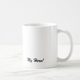 Mein Held! Kaffeetasse