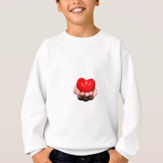 Mein Herz für Sie Sweatshirt