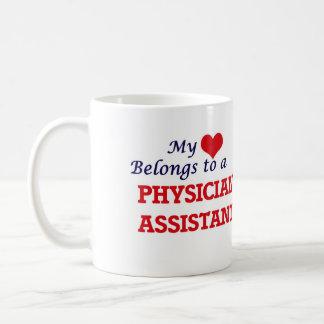 Mein Herz gehört einem Arzt-Assistenten Kaffeetasse