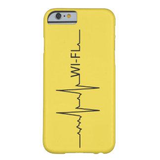 Mein Herz heiratet haut für Wi-Fi Barely There iPhone 6 Hülle