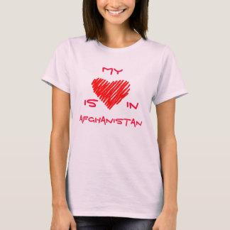 Mein (Herz) ist in Afghanistan T-Shirt