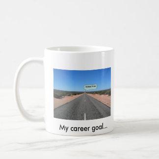 Mein Karriereziel… Nobelpreis            … Kaffeetasse