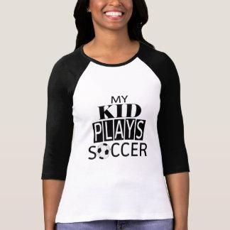 Mein Kinderspiel-Fußball #SoccerMom Shirt