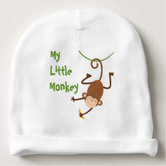 Mein kleiner AffeBeanie Babymütze