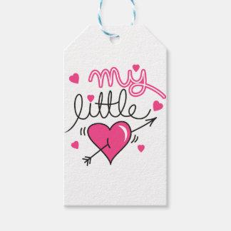 Mein kleines, Herz, Kind, Liebe Geschenkanhänger