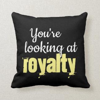 Mein königliches Kissen