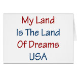 Mein Land ist das Land der Träume USA Karten