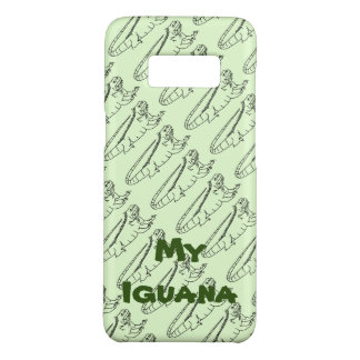 Mein Leguan Case-Mate Samsung Galaxy S8 Hülle