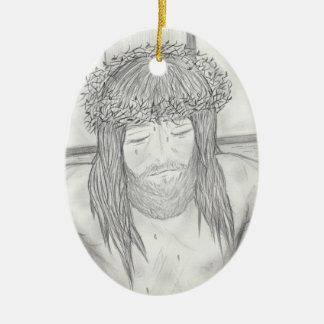 Mein lieber Lord Keramik Ornament
