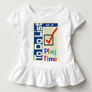 Mein lustiges, zum des Listen-Spiel-Zeit-T - Shirt