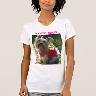 MEIN MÄDCHEN-STECHPALMEN-T-SHIRT T-Shirt