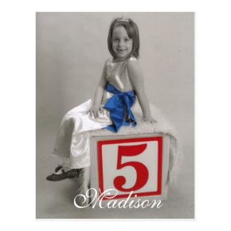 Mein Madison Postkarte