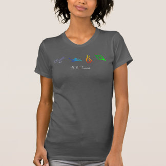 """Mein Nachtbrisen-""""Element-"""" Trägershirt T-Shirt"""