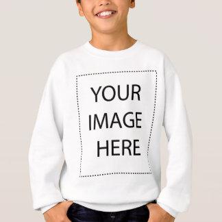 Mein Name ist Krise… ESSEN SIE MICH Sweatshirt