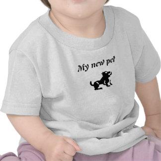 Mein neues Haustier T-Shirts