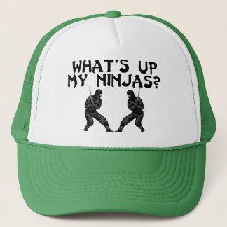 Mein Ninjas Truckerkappe