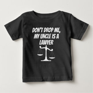 Mein Onkel Is A Lawyer Baby T-shirt