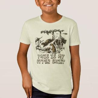 Mein Otter-Shirt T-Shirt