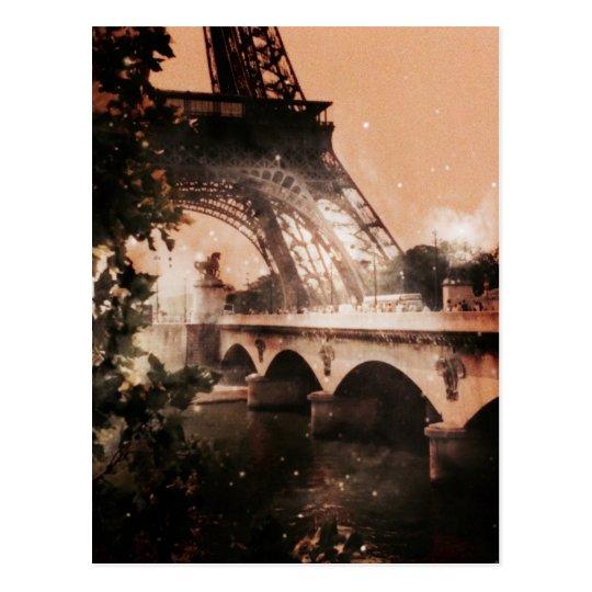 Mein Paris Postkarte