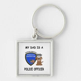 Mein Polizei-Vati Schlüsselanhänger