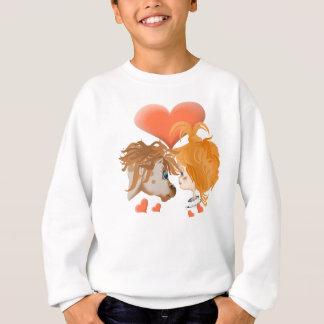 Mein PonyZ Liebe-Shirt Sweatshirt